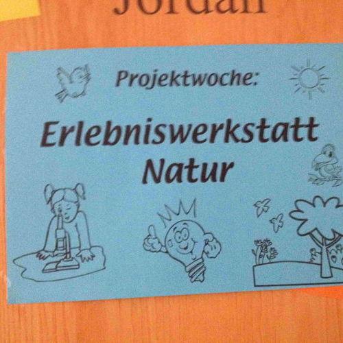 Bild zum Weblog Erlebniswerkstatt Natur