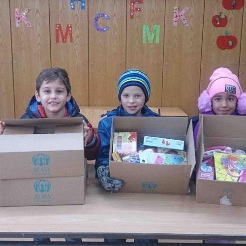 Bild zum Weblog Adra-Projekt: Kinder helfen Kindern
