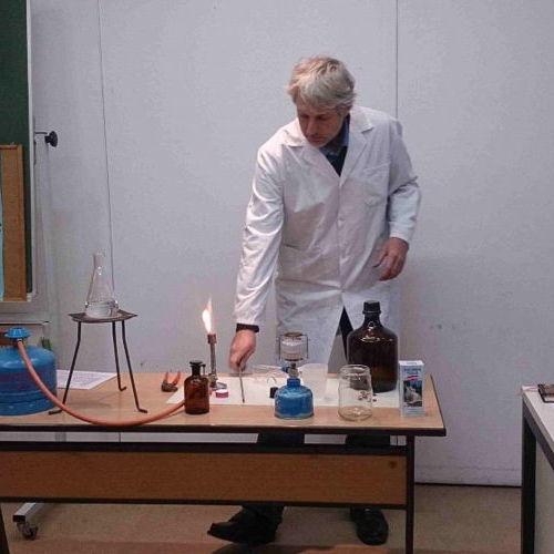 Bild zum Weblog Chemietag