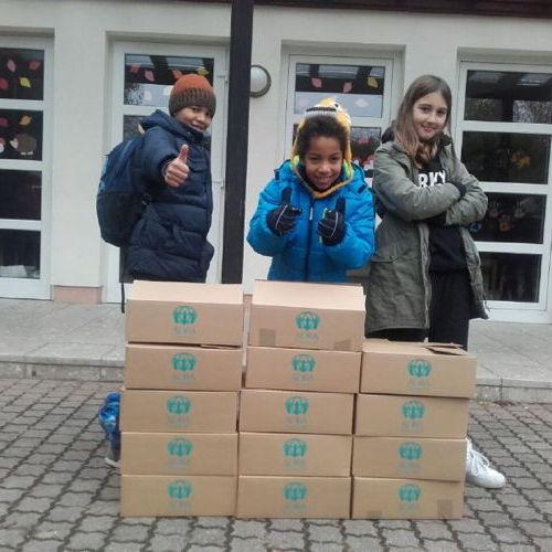 Bild zum Weblog Weihnachtsaktion Kinder helfen Kindern