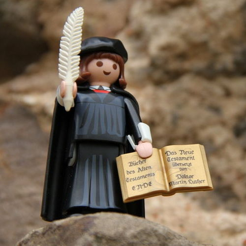 Bild zum Weblog 500 Jahre Reformation - 25 jahre PSAN
