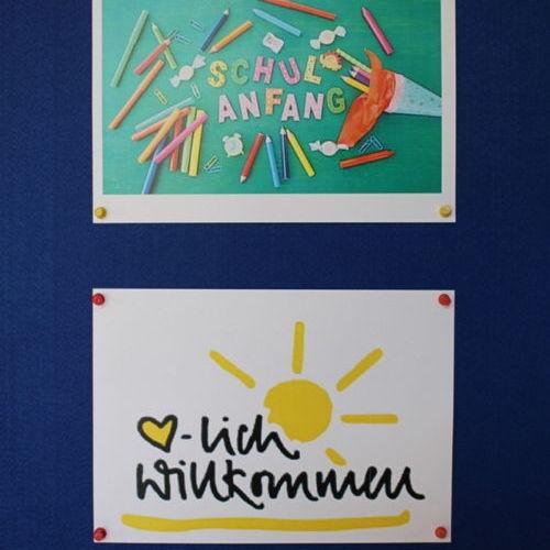 Bild zum Weblog Erster Schultag
