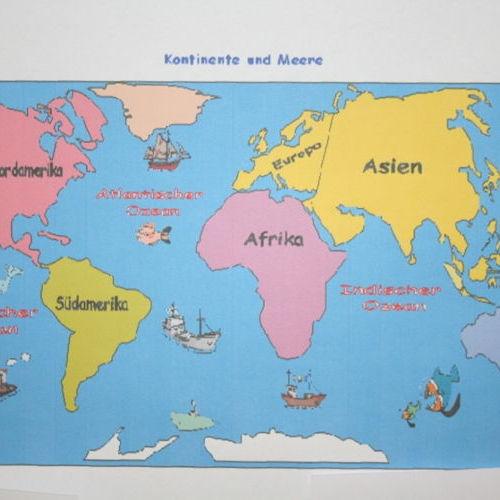 Bild zum Weblog Kontinente und Länder