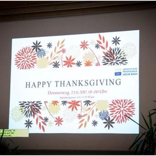 Bild zum Weblog Thanksgiving - Erntedankfest 2017