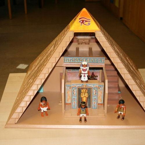 Bild zum Weblog Ägypten -  Der Kampf der Götter