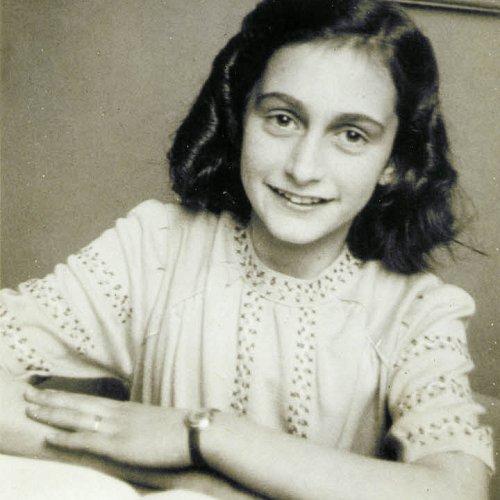 Bild zum Weblog Anne Frank- damals und heute