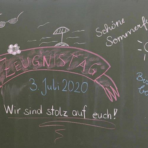 Bild zum Weblog Zeugnistag