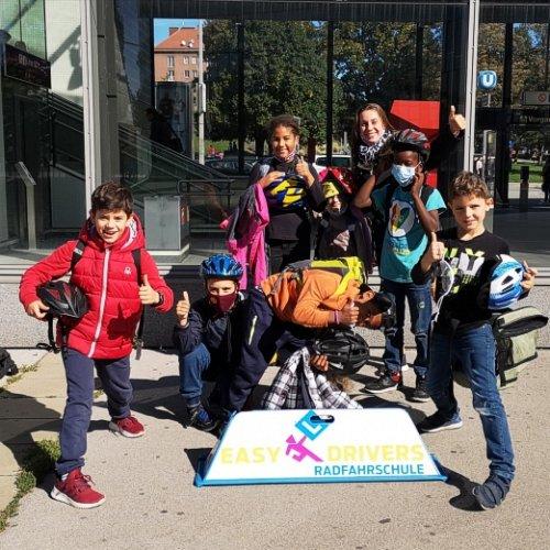 Bild zum Weblog Wir üben für die Fahrradprüfung