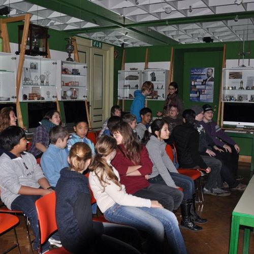 Bild zum Weblog Projekttag Auer-Welsbach