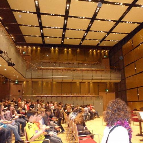 Bild zum Weblog Ausflug in den Musikverein