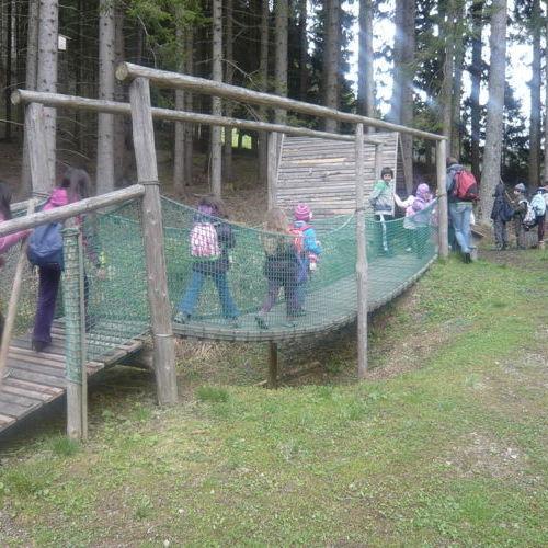 Bild zum Weblog Schullandwoche der Volksschule in Frein an der Mür