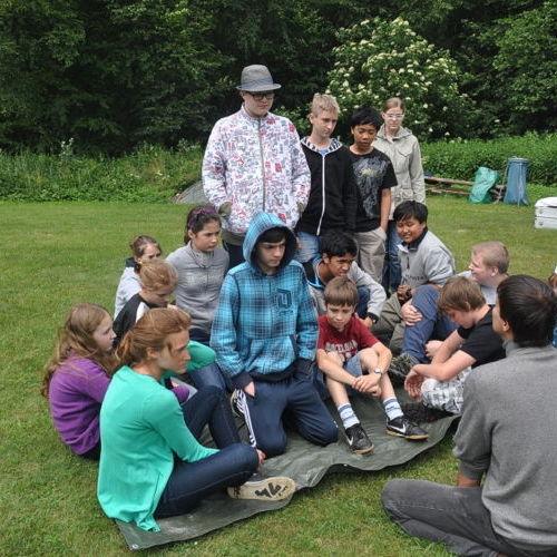 Bild zum Weblog Schullandwoche der Hauptschule