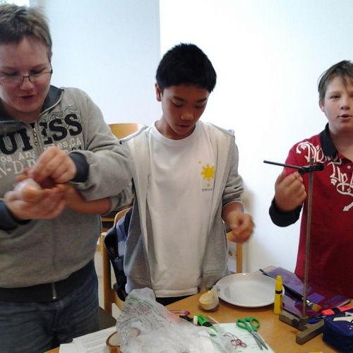 Bild zum Weblog Schülerversuche im Physikunterricht